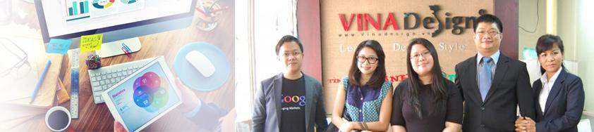 Google Châu Á - Cấp quản lý tới thăm và làm việc tại VinaDesign