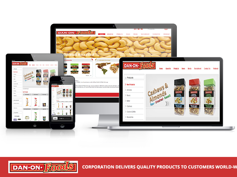 CÔNG TY THỰC PHẨM DÂN ÔN - DAN ON FOODS CO.LTD